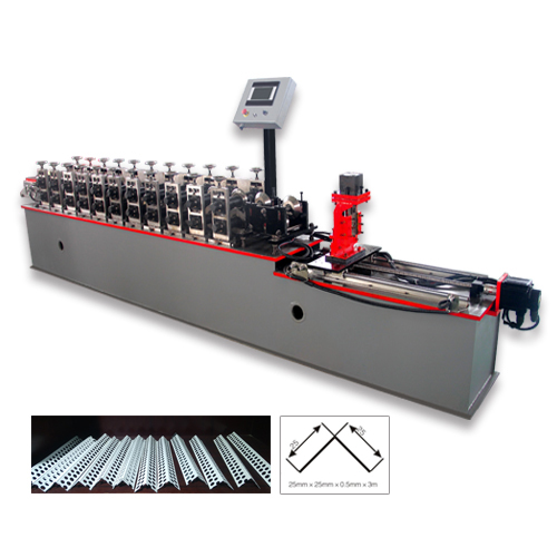 Angel Channel Steel Roll Forming Machine